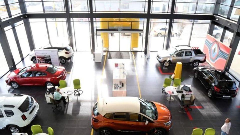PESADILLA. Como muchas actividades, los concesionarios de autos ya vaticinan un escenario durísimo para el corto plazo.