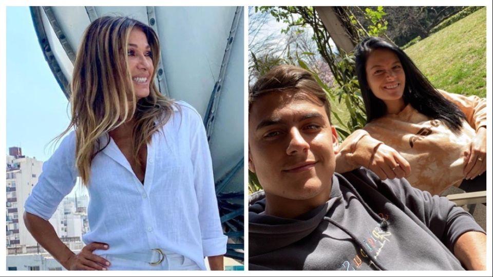 Catherine Fulop habló de la salud de Oriana y Paulo Dybala tras dar positivo Coronavirus