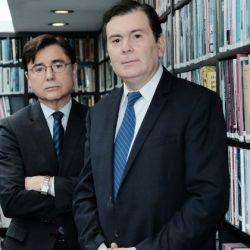 Jorge Fontevecchia y Gerardo Zamora