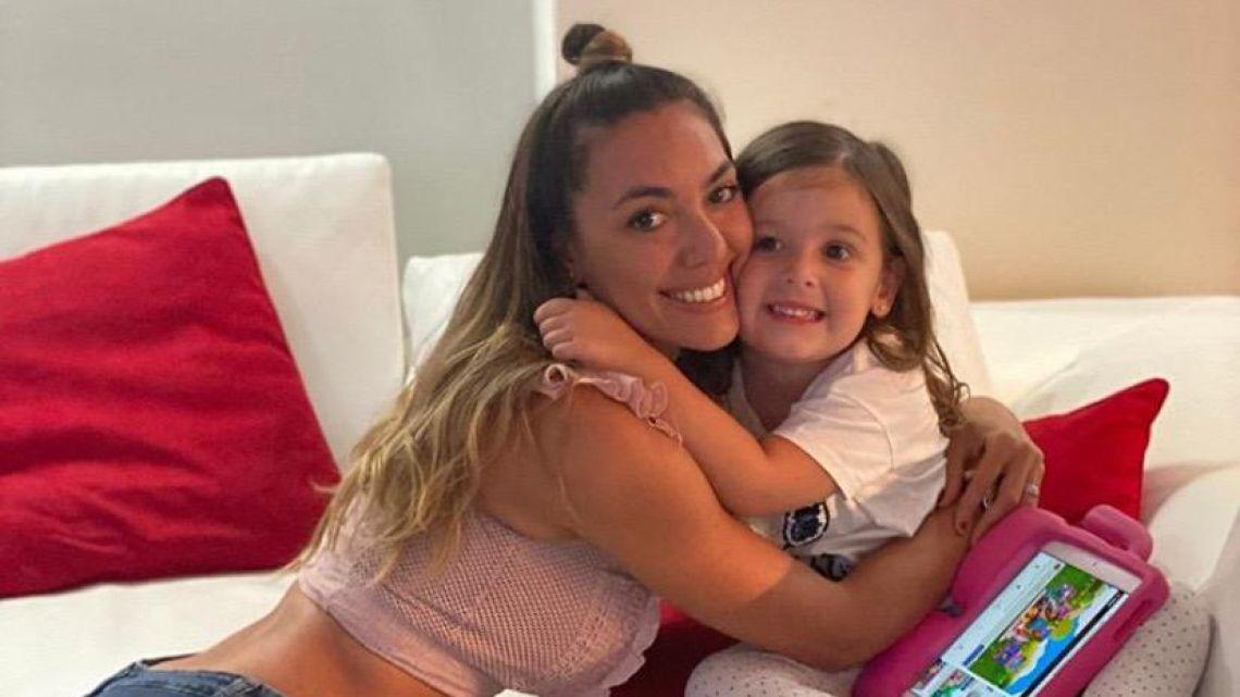 VIDEO   Las recomendaciones de Moorea, la hija de Floppy Tesouro, para la cuarentena