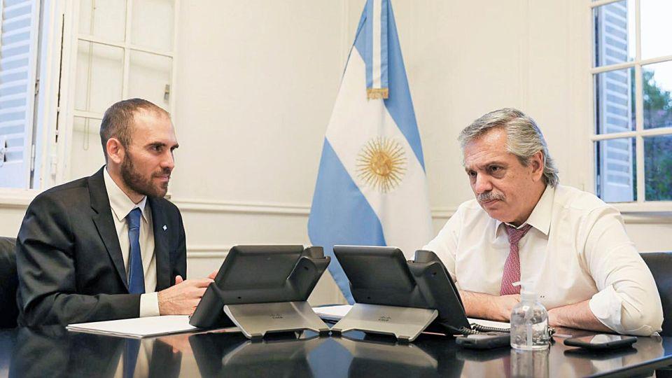 Encuentro. Alberto convocó a las áreas económicas a Olivos.