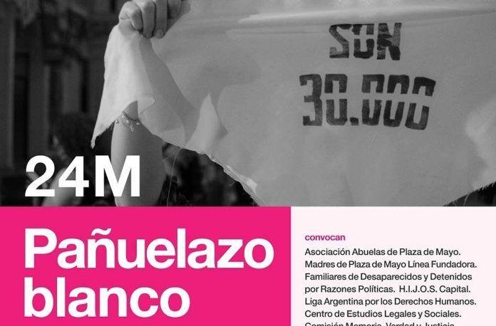 Alberto, CFK, Madres y Abuelas conmemoraron un 24M especial