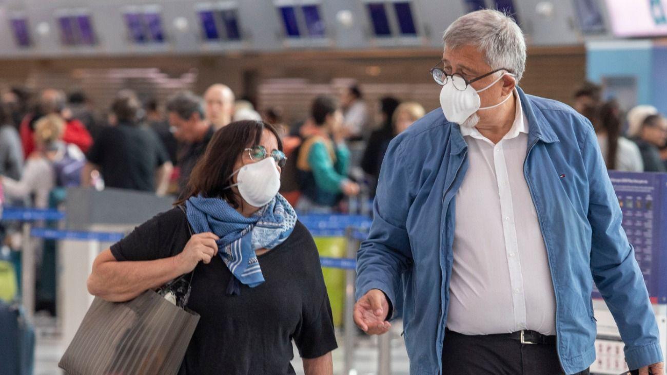 Quiénes son los que más se contagian coronavirus en Argentina