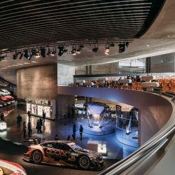 Una de las mayores colecciones de automóviles del mundo es sin duda la de Mercedes-Benz.