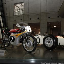 El Honda Collection Hall es especial para los fans de la Fórmula 1 y las competencias en general.