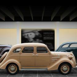Desde el hogar se pueden visitar las tres plantas del museo Toyota en Japón.