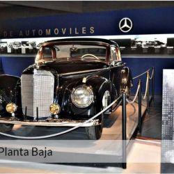 El Museo Fangio de Balcarce también tiene un recorrido virtual por sus intalaciones.