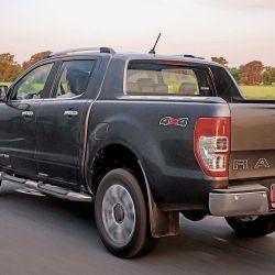 3° Ford Ranger, 323 unidades patentadas en marzo.