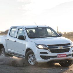 5ª Chevrolet S10, 267 unidades patentadas en marzo.