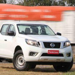 6ª Nissan Frontier, 131 unidades patentadas en marzo.