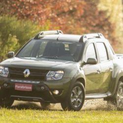 7ª Renault Duster Oroch, 120 unidades patentadas en marzo.
