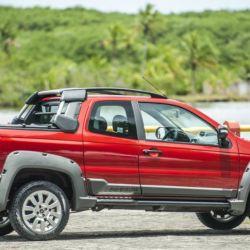 8° Fiat Strada, 112 unidades patentadas en marzo.