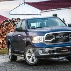 9ª Ram 1500, 108 unidades patentadas en marzo.