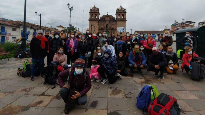 Un Turista Argentino En Cusco Contagiado Por Coronavirus En Plena Cuarentena Perfil