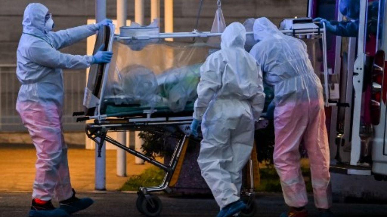 Italia fue uno de los países que más muertes registró por COVID-19.
