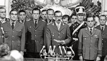 Dictadura militar 1976