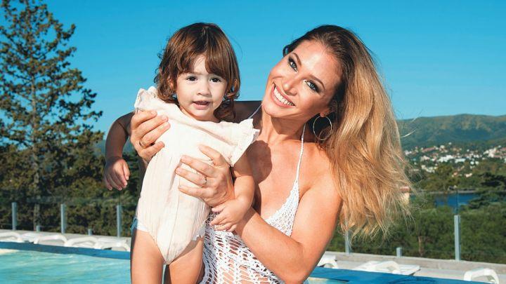 Adabel Guerrero habló de lo difícil que fue convertirse en mamá