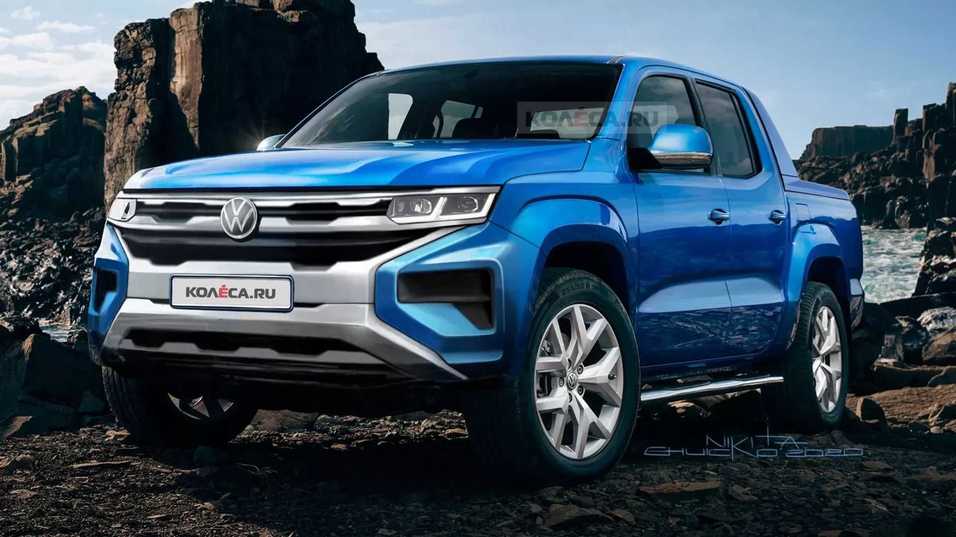 2020 VW Amarok Price and Release date
