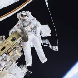 Mantenerse en contacto es una de las claves que aconsejan los astronautas