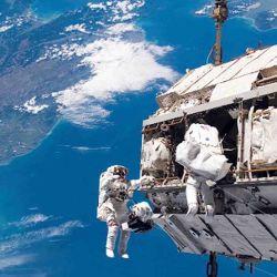 Astronautas y viajeros están acostumbrados a afrontar la soledad.