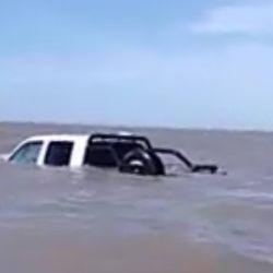 Un pescador de Viedma sufrió el castigo Divino ante el incumplimento de la cuarentena