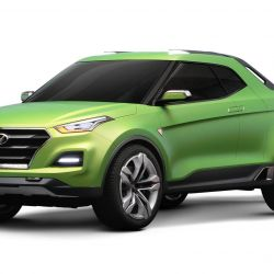 Hyundai pick-up