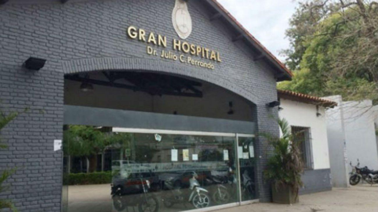 Las autoridades reconocieron que 10 empleados del hospital contrajeron coronavirus.