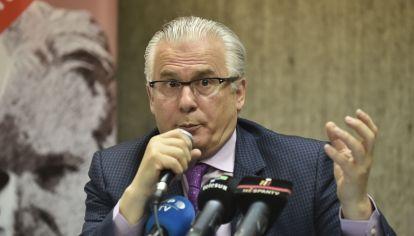 El ex juez español Baltasar Garzón.