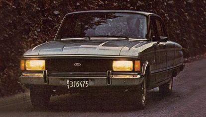 Historia del Ford Falcon