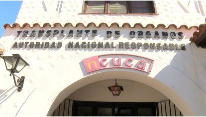 Las donaciones se realizan a través del INCUCAI.