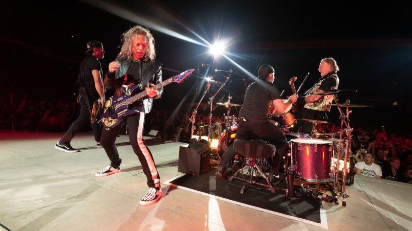 Metallica reprogramó su show en Argentina para el 4 de diciembre — Confirmado