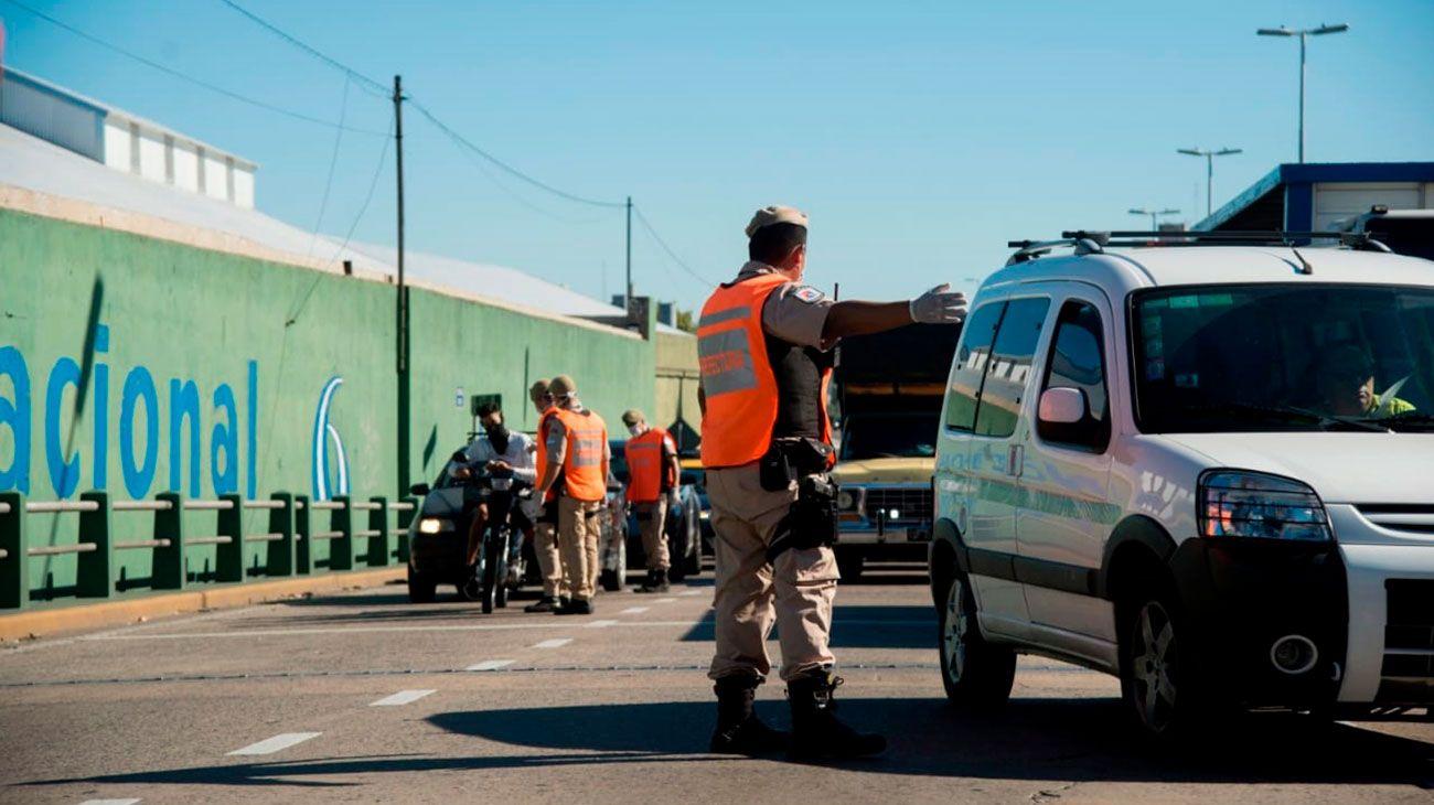 Cómo serán los nuevos controles de tránsito en la Ciudad y la Provincia
