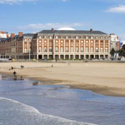 Mar del Plata prohibió el ingreso de turistas hasta el 31 de marzo.