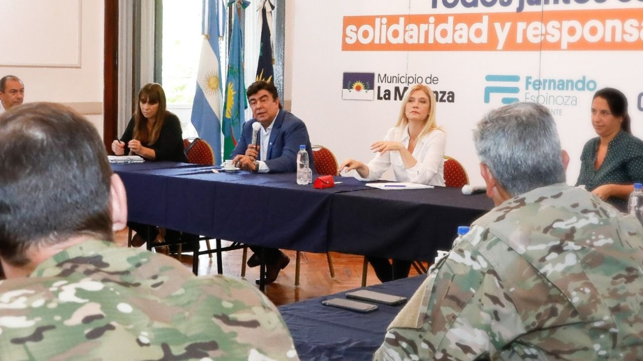 Militares amplían su colaboración en las provincias por el coronavirus