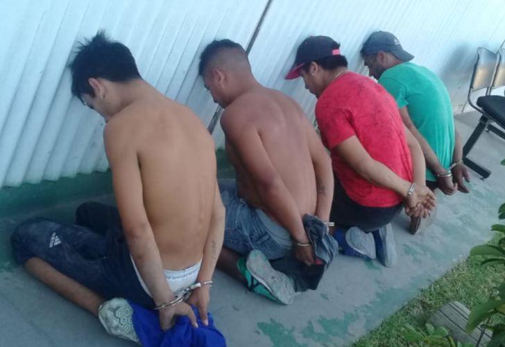 2020 03 25 San Miguel Detenidos Cuarentena Coronavirus2