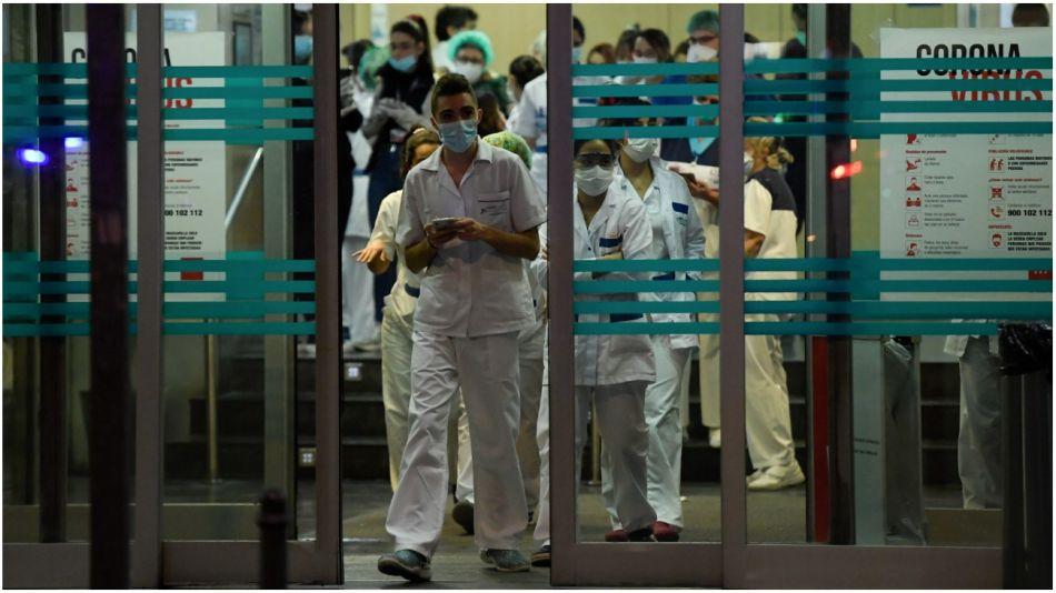 hospital españa coronavirus 25032020