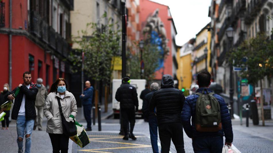 La trayectoria del COVID-19 muestra que Madrid es una de las ciudades más afectadas.
