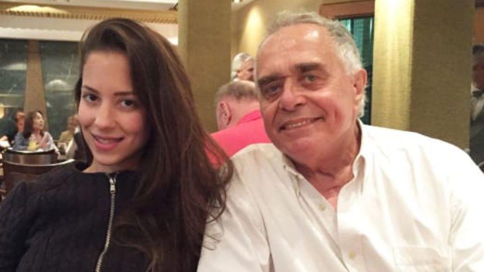 El emotivo mensaje de despedida de Camila Velasco a su padre, Sergio Velasco Ferrero