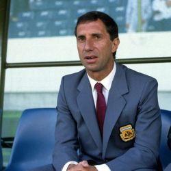 Bilardo en 1986