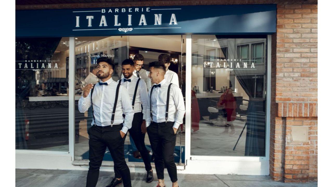 Barberie Italiana    Foto:Barberie Italiana