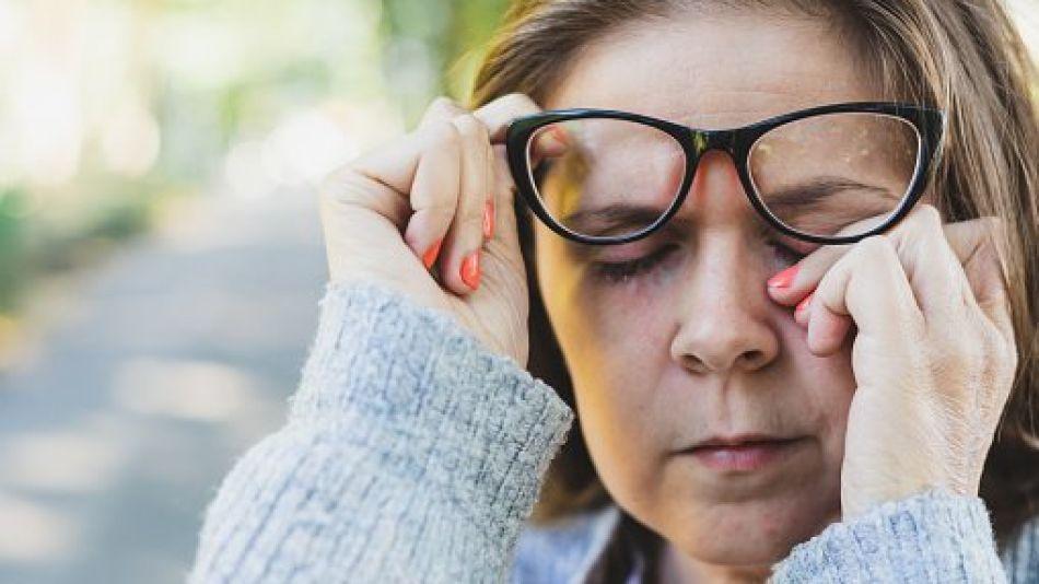 coronavirus ojos