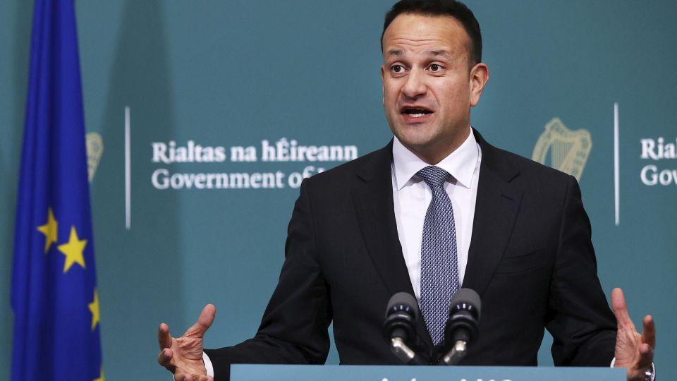 Leo Varadkar primer ministro de Irlanda