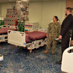 Barco hospital EE.UU.