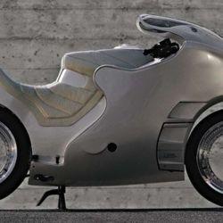 En el salón de Ginebra de 1989, Franco Sbarro presentó la novedosa Orbitale, una rueda sin eje.
