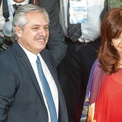 Alberto Fernández y CFK | Foto:cedoc
