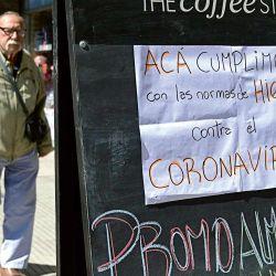 Coronavirus, el impacto económico | Foto:AFP