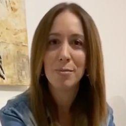María Eugenia Vidal | Foto:cedoc