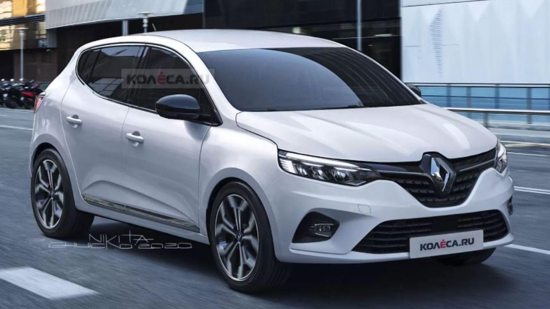 Parabrisas   Así sería el nuevo Renault Sandero