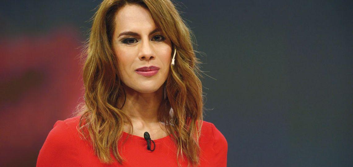 """Diana Zurco: """"Apuesto a que existan más chicas trans en los medios"""""""