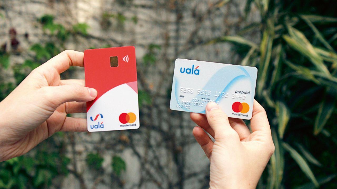 Banca sin sucursales: tarjetas virtuales | Foto:cedoc